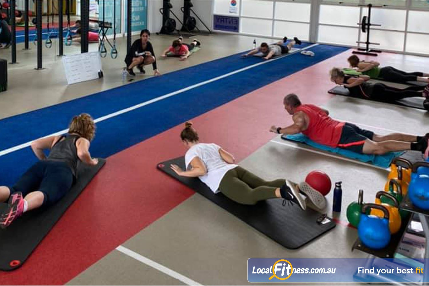 North Ryde Fitness & Aquatic Near Marsfield Our North Ryde gym classes will challenge your fitness.