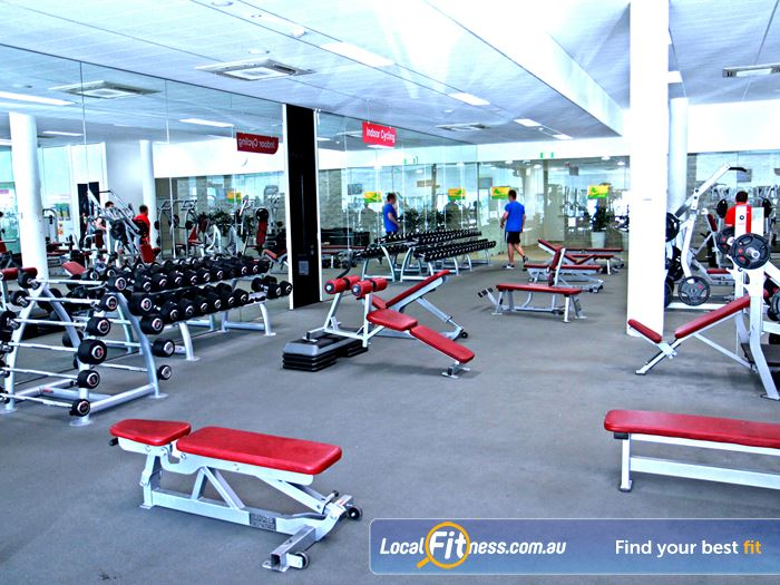 Ian Thorpe Aquatic Centre Gym Five Dock  | The iconic Ian Thorpe Sydney Ultimo gym facility.