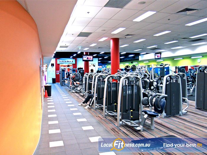 Goodlife Health Clubs Murray St Gym Cottesloe    Welcome to Goodlife Murray St Perth gym.