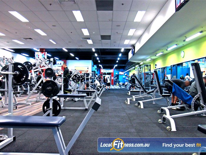 Goodlife Health Clubs Murray St Gym Bayswater  | Our Perth gym offers an extensive range of