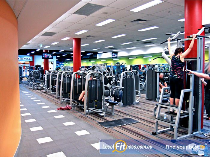 Goodlife Health Clubs Murray St Gym Belmont  | Goodlife Perth provides a corporate environment in the