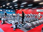Goodlife Health Clubs Murray St Perth Gym Fitness Our signature cardio theatre