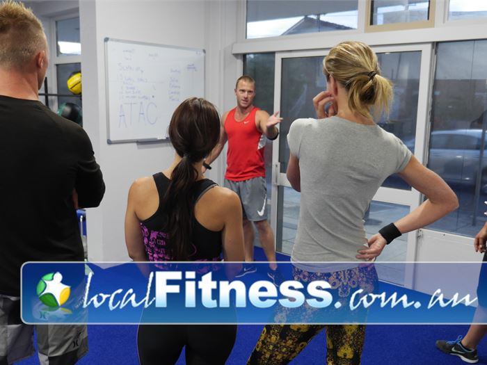Body Express Gym Edgecliff  | Fitness is more effective in small groups.