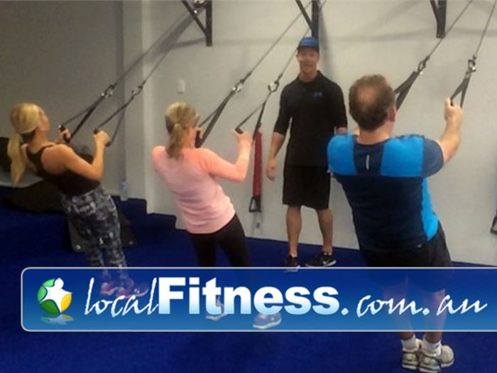 Body Express Gym Edgecliff  | Our Dover Heights functional training gym.