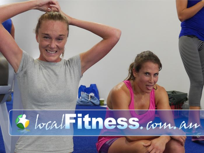Body Express Gym Edgecliff  | Tribe team training builds community and keeps you