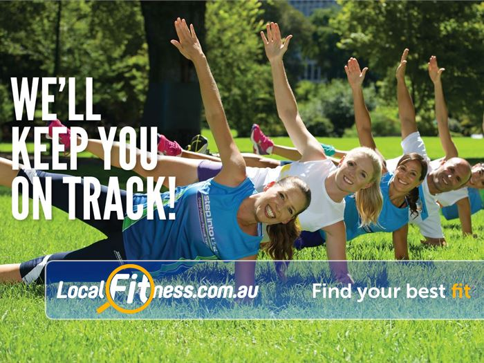 Step into Life Gym Bayswater  | The ultimate Morley outdoor fitness cardio program.