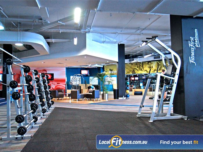 Goodlife Health Clubs Gym Cottesloe    Feel the spacious comfort of Goodlife gym in