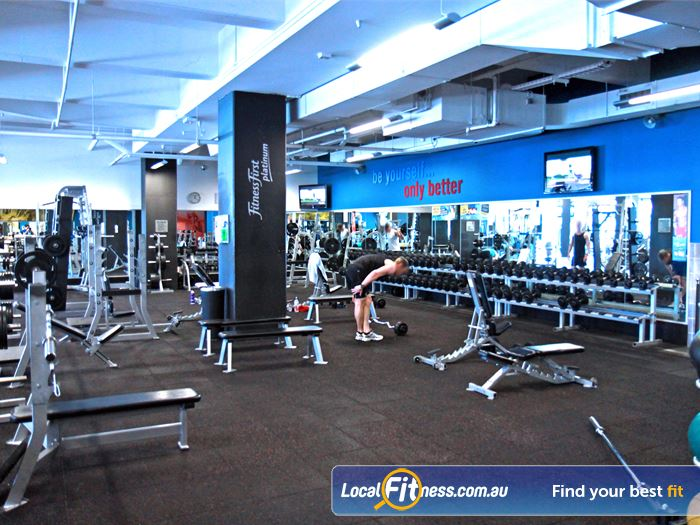 Goodlife Health Clubs Gym East Victoria Park  | Goodlife Subiaco gym provides an extensive range of