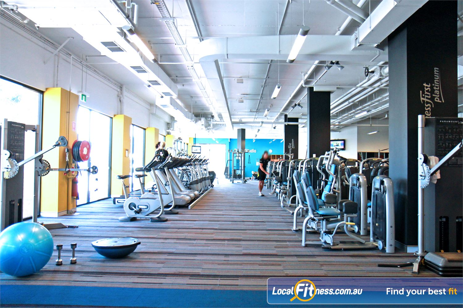 Goodlife Health Clubs Near West Leederville Our Subiaco gym features state of the art equipment from Technogym.