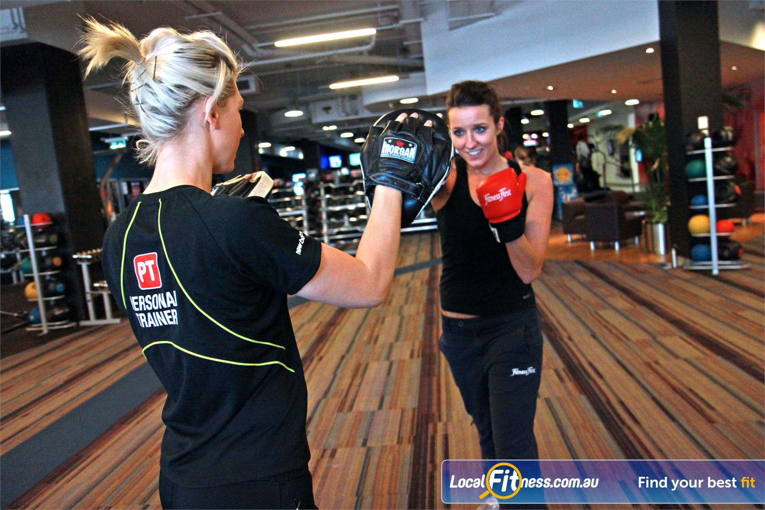 Goodlife Health Clubs Near Jolimont Our Subiaco personal trainers can tailor a cardio boxing program to suit you.