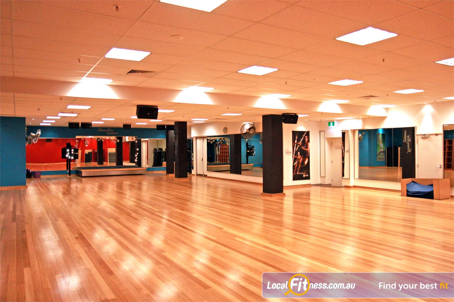 Goodlife Health Clubs Subiaco Popular classes includes Subiaco Yoga, boxing and Les Mills.