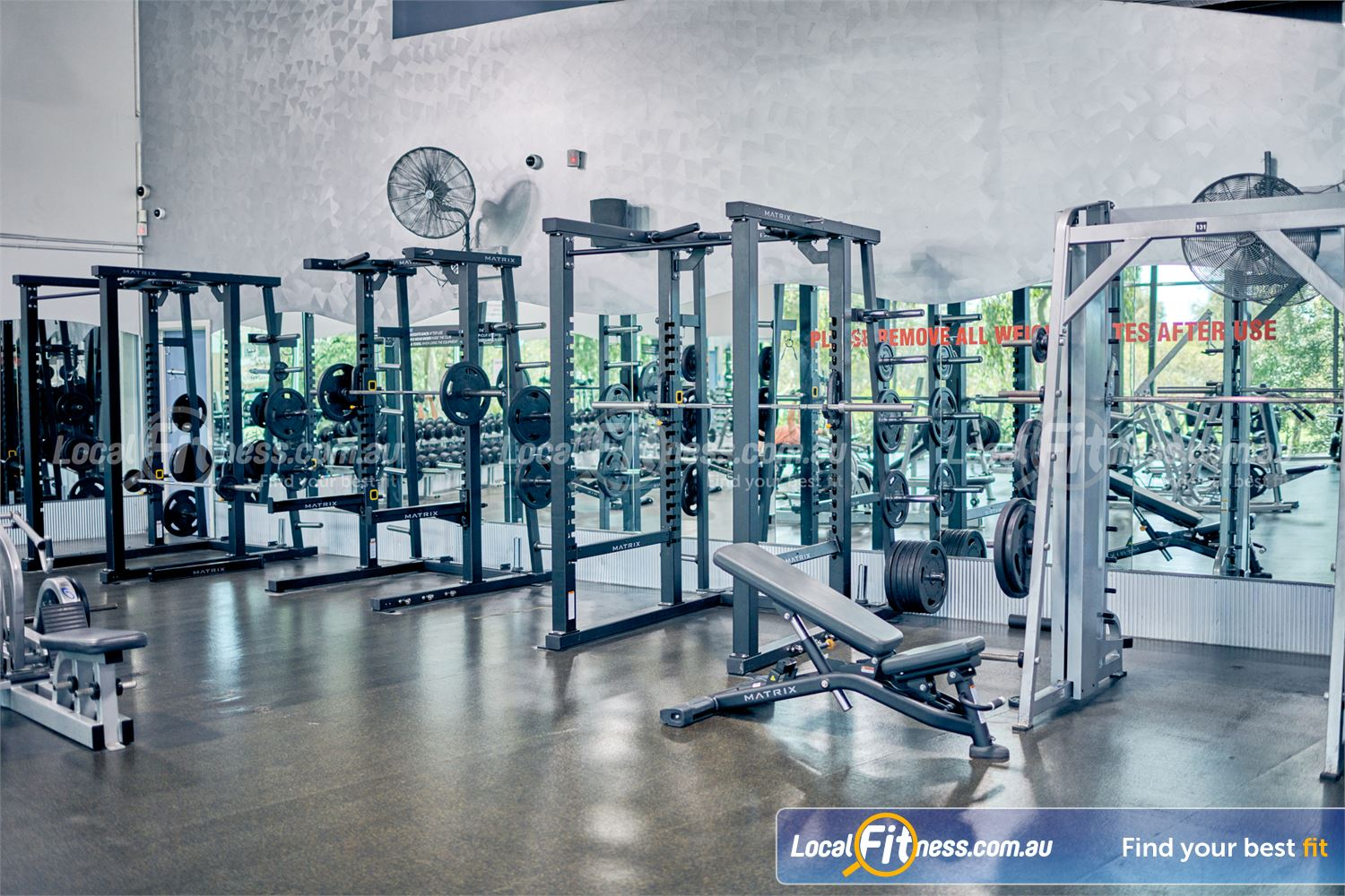 Search for LA fitness locations near you.