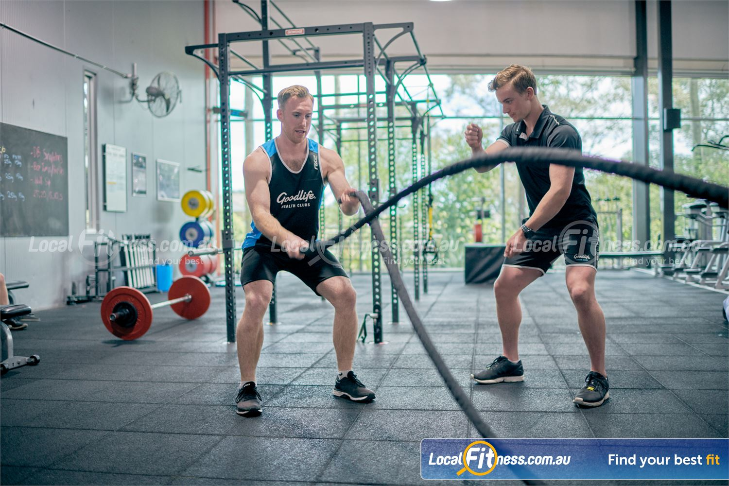 Goodlife Health Clubs Karingal Our gym is fully equipped for functional HIIT training in Karingal.