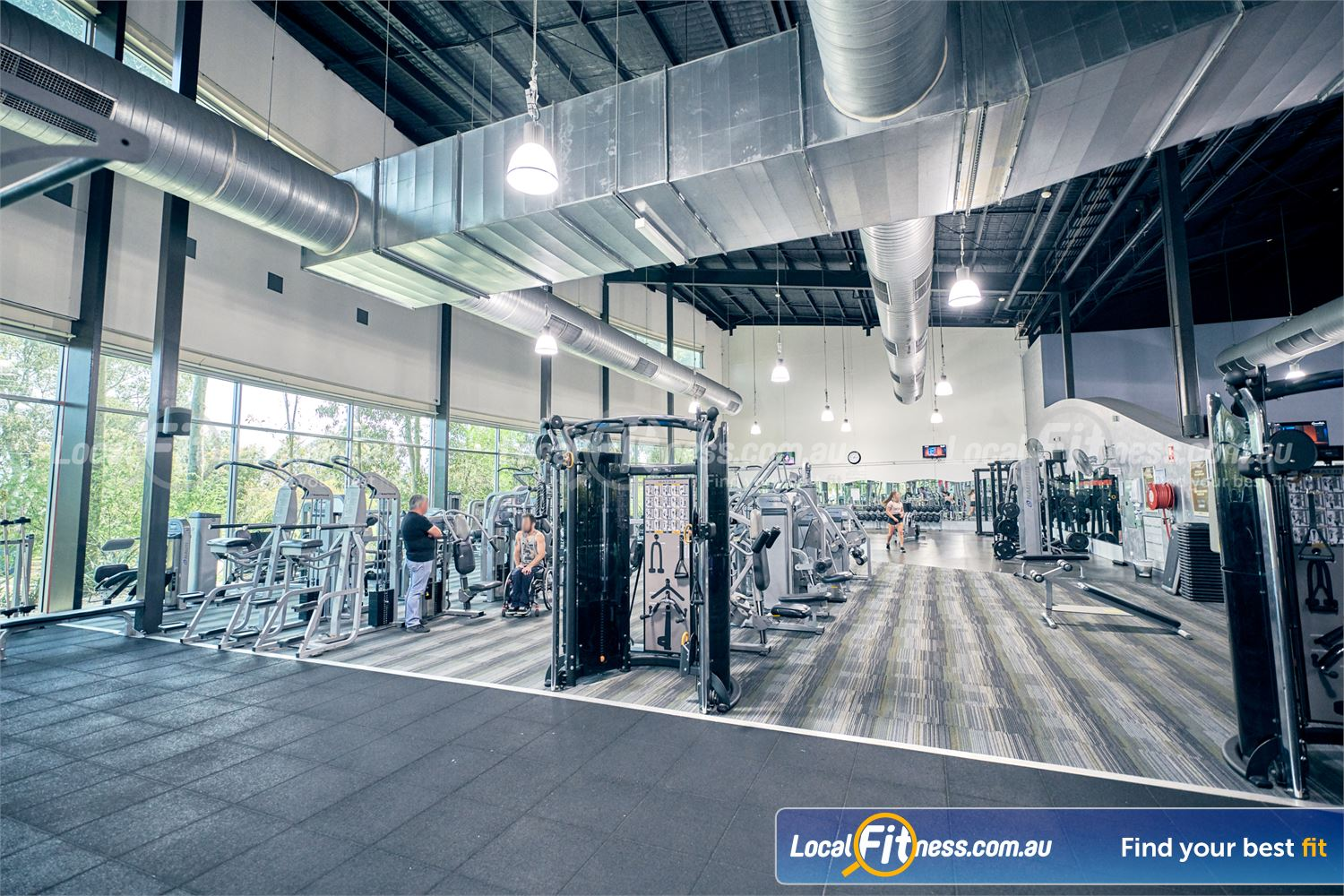 Goodlife Health Clubs Near Frankston North Our Karingal gym is fully equipped with state of the art equipment.<br />