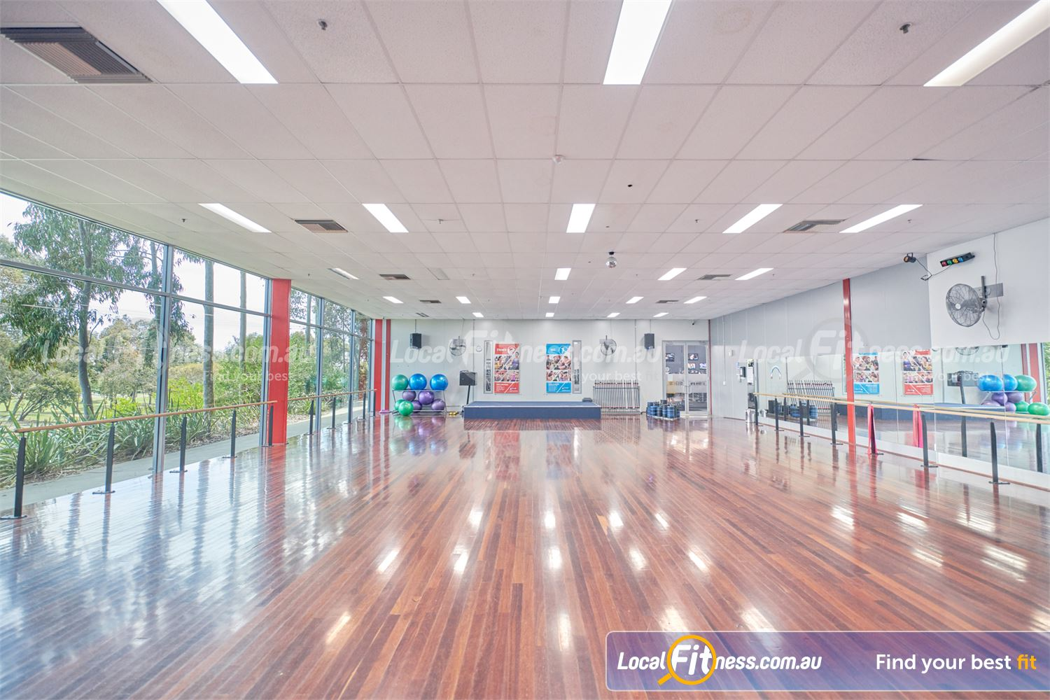 Goodlife Health Clubs Near Langwarrin One of the best group fitness views in Frankston offering Les Mills, Zumba an dmore.