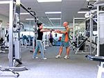 Diamond Valley Sports & Fitness Centre Greensborough Gym Fitness The spacious Greensborough gym