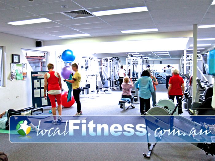 Diamond Valley Sports & Fitness Centre Near Montmorency Enjoy our easy to use range of fitness strength training equipment.