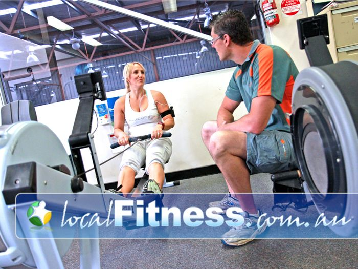 Diamond Valley Sports & Fitness Centre Greensborough Vary your workout with our wide range of cardio.