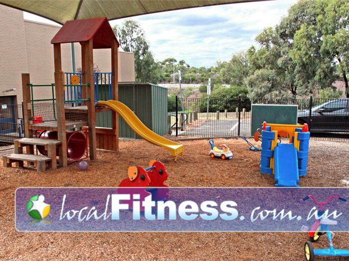Diamond Valley Sports & Fitness Centre Greensborough Child care and occasional care available at the Diamond Valley Sports & Fitness Centre.