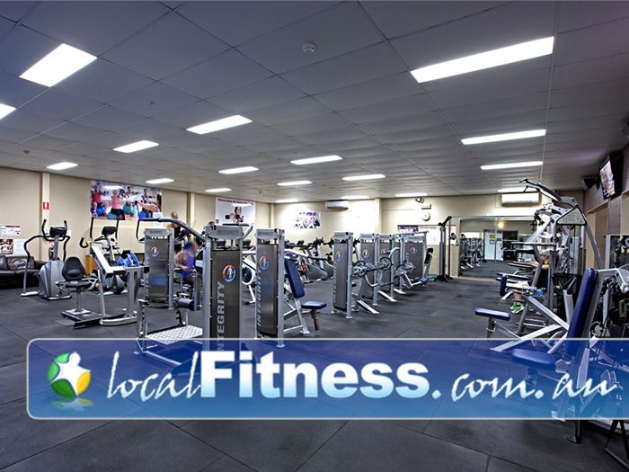 PCYC Gym Loganholme  | Welcome to our state of the art PCYC