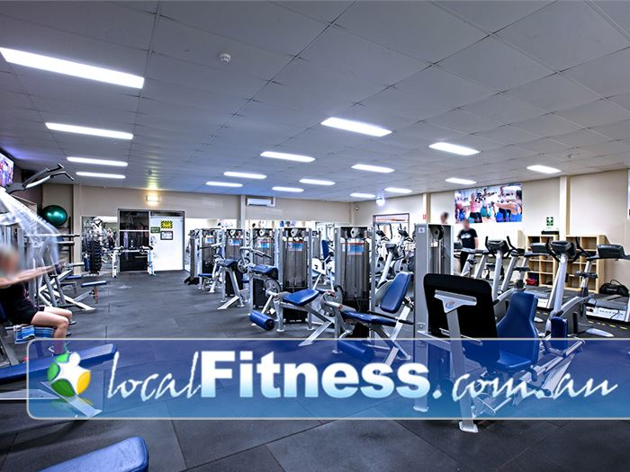 PCYC Gym Loganholme  | The best equipment from Integrity Strength.