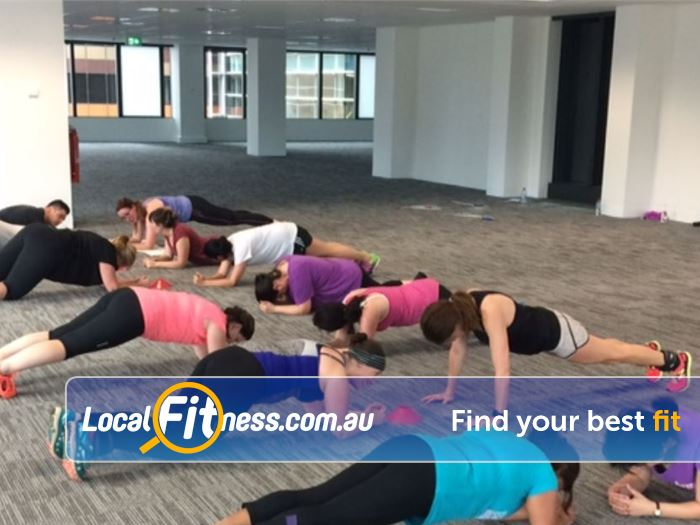 Healthy Vibes Personal Training Gym Doncaster East  | We can run corporate programs at your work