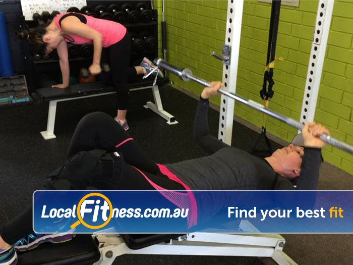 Healthy Vibes Personal Training Near Doncaster Get into group strength training at Healthy Vibes Bulleen.