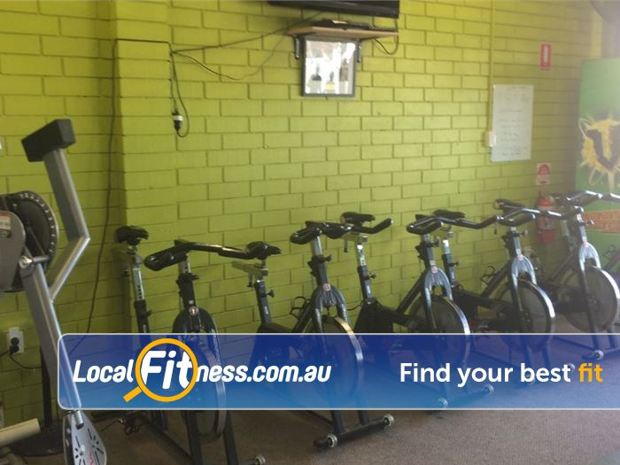 Healthy Vibes Personal Training Bulleen Burn calories fast with Bulleen spin cycle classes.