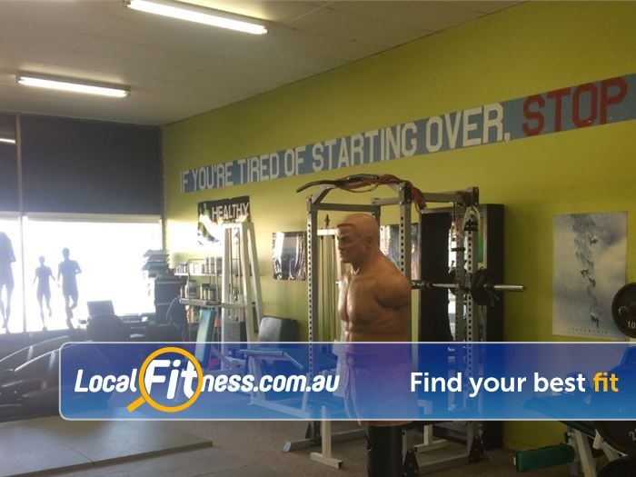 Healthy Vibes Personal Training Near Doncaster Dedicated Bulleen personal training studio.