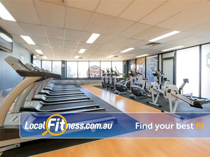 Plus Fitness 24/7 Gym Cherrybrook  | Welcome to your local Thornleigh gym at Plus