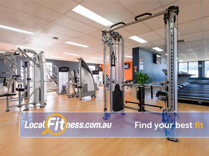 Plus Fitness 24/7 Near North Epping Our Thornleigh gym includes state of the art equipment from SportsArt Fitness.