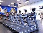Goodlife Health Clubs St Marys Gym CardioThe latest cycle bikes, cross