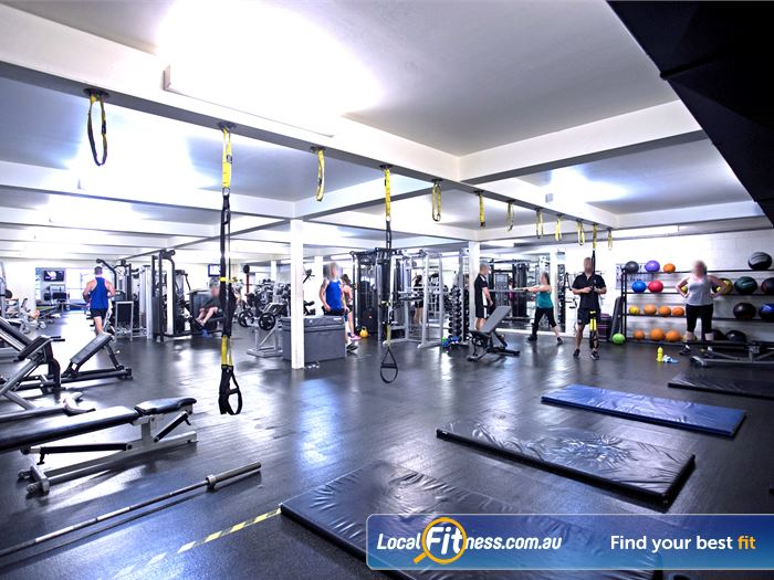 Goodlife Health Clubs Gym Hindmarsh    Our Kingswood gym provides a warm and inviting