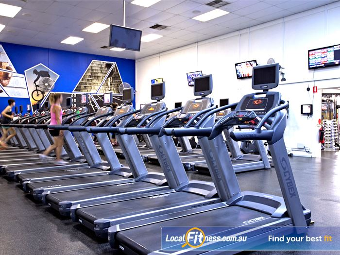 Goodlife Health Clubs Gym St Marys  | Our Kingswood gym instructors can tailor a strength