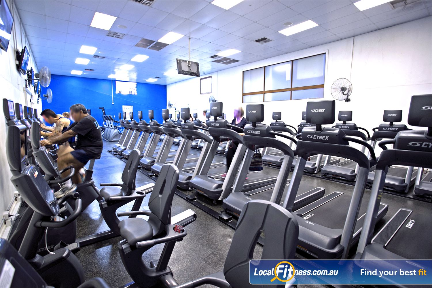 Goodlife Health Clubs Mitcham Near Lower Mitcham Tune into your favorite shows on your personalised LCD screen or cardio theatre.