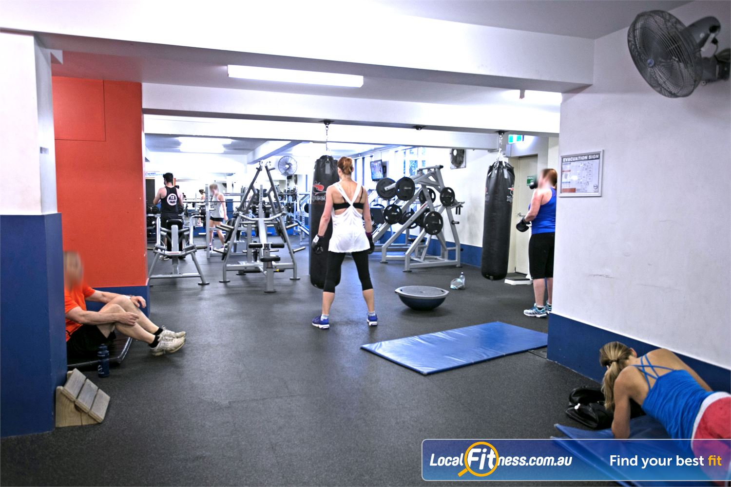 Goodlife Health Clubs Mitcham Near Lower Mitcham Get your heart pumping with our group training classes.
