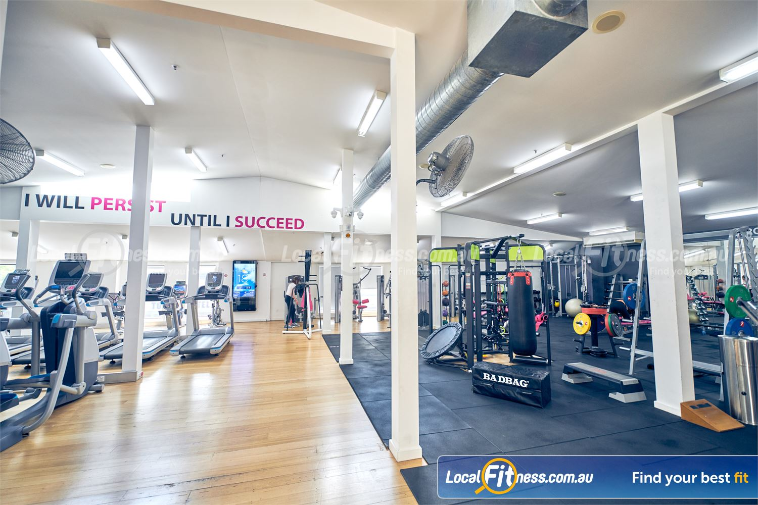 Fernwood Fitness Camberwell Welcome to Fernwood Fitness Camberwell womens gym.