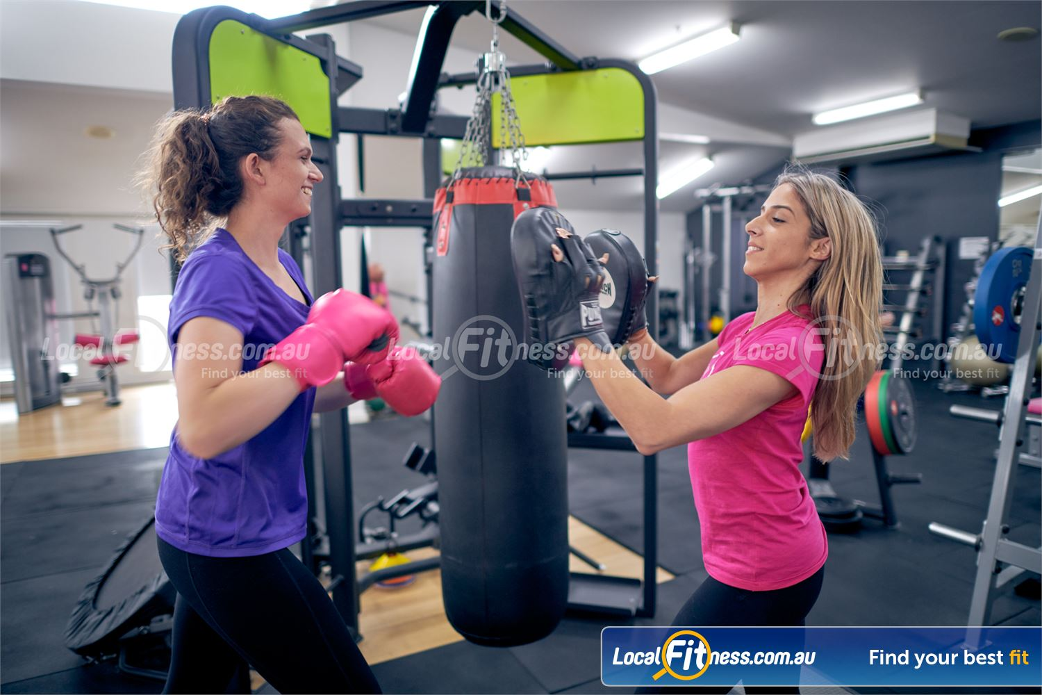 Fernwood Fitness Near Canterbury Our Camberwell personal trainers will tailor your exercise plan to your goals.