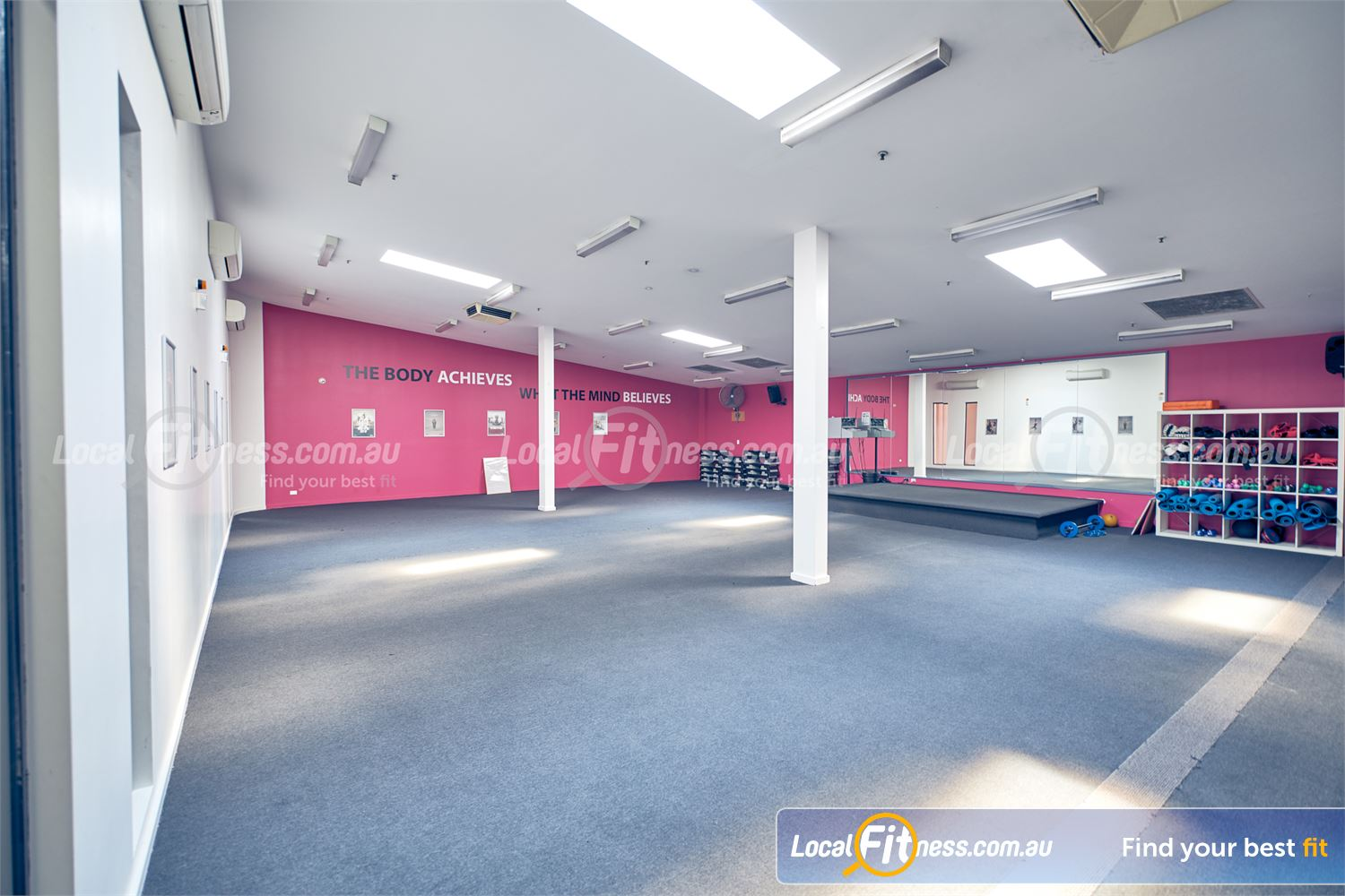 Fernwood Fitness Near Glen Iris Are you into a hardcore HIIT session, a relaxing Camberwell yoga class.