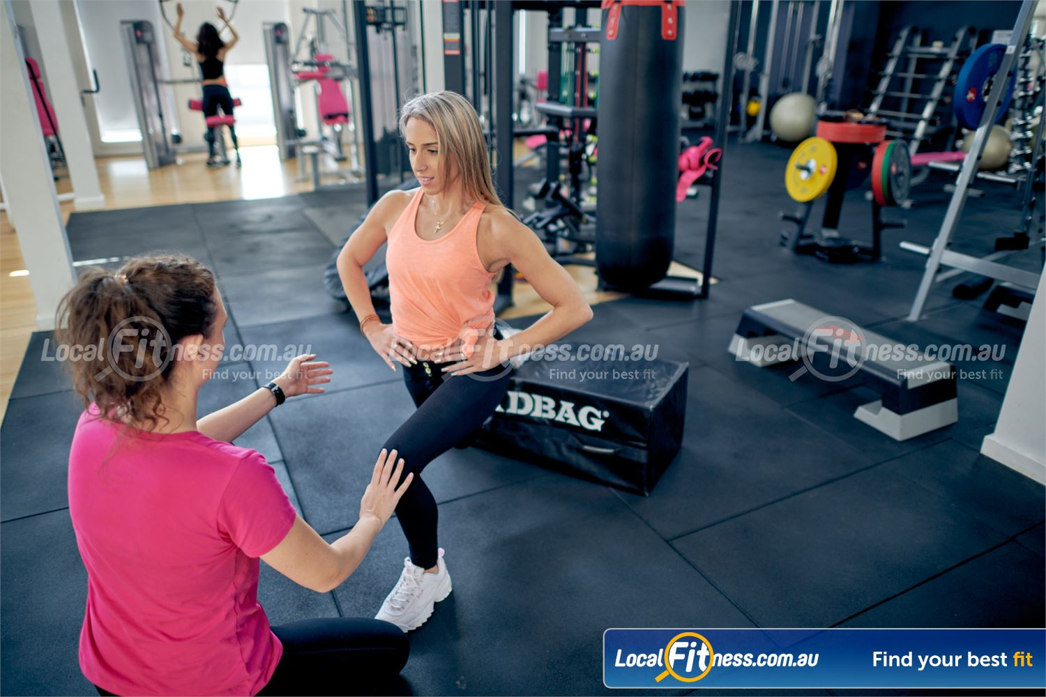 Fernwood Fitness Near Canterbury Our Camberwell womens gym team will monitor your progress and results.
