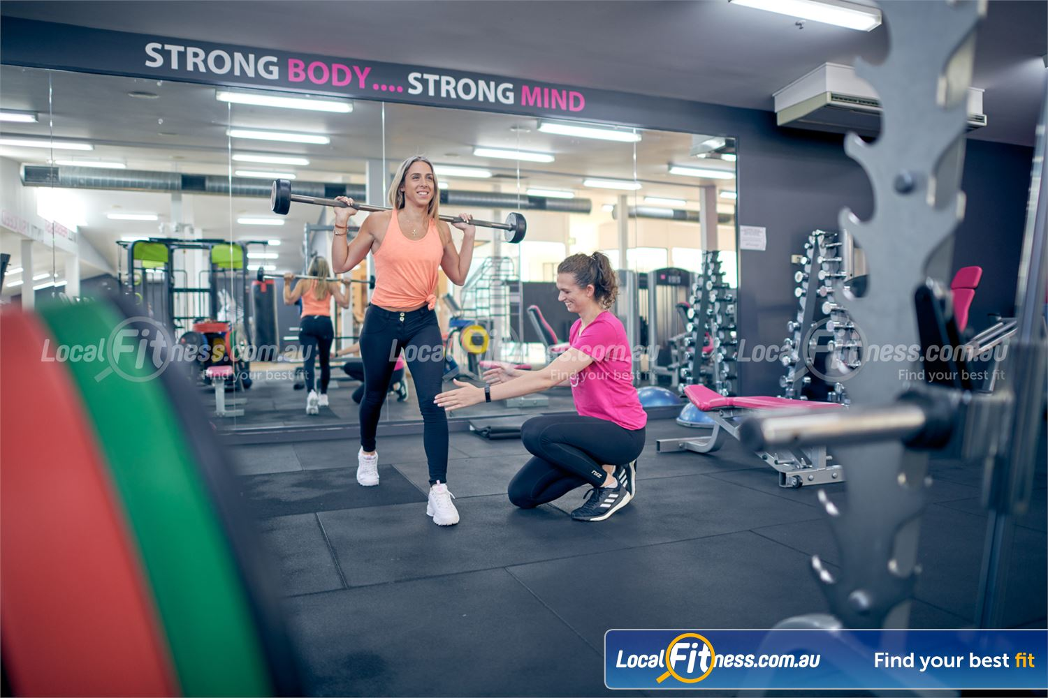 Fernwood Fitness Near Glen Iris At Fernwood Camberwell, we are more than just a gym.