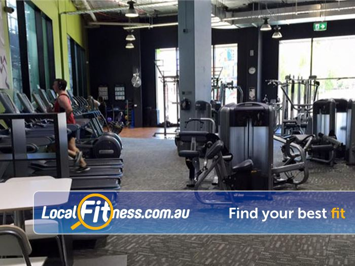 Anytime Fitness Gym North Melbourne  | Welcome to Anytime Fitness Docklands gym.