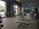 Our Docklands gym includes a fully equipped free-weights