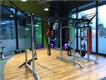 Enjoy 24 hour gym access in Docklands.