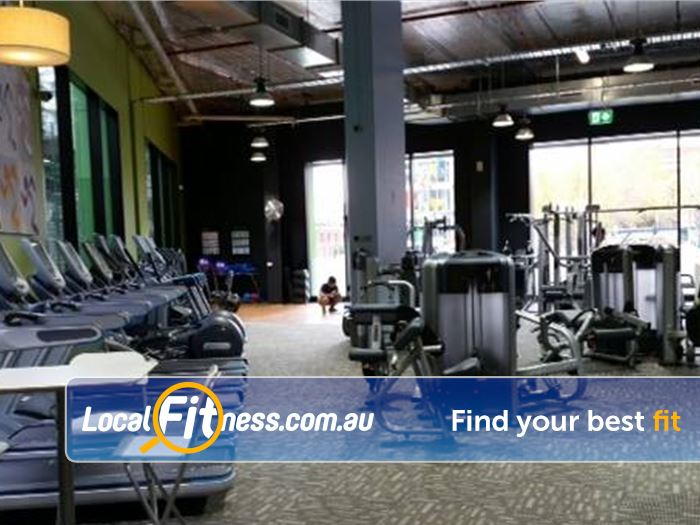 Anytime Fitness Collingwood Gym Fitness Strength and cardio 24 hours a