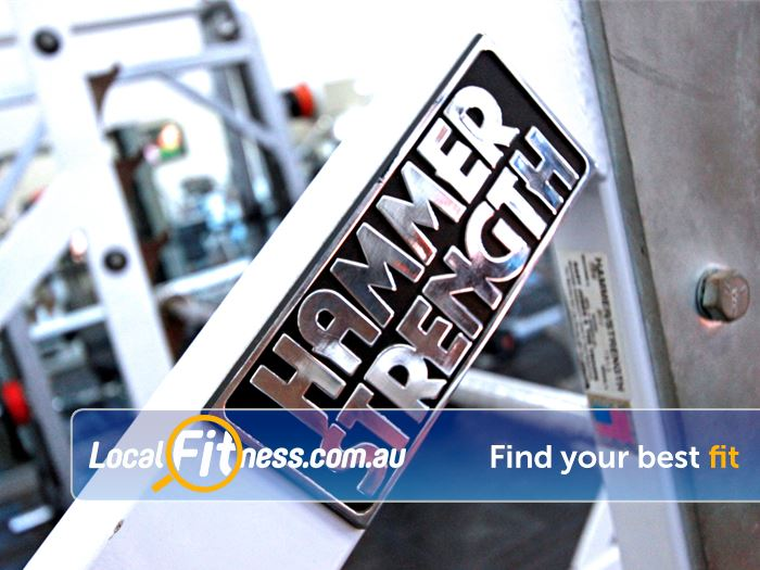 RecWest Near Kingsville Only the best strength training equipment from Hammer Strength.