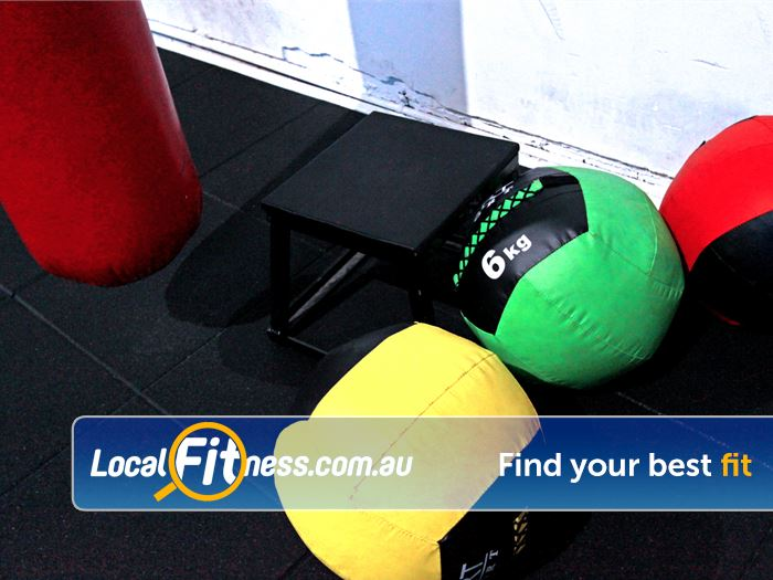 RecWest Near Seddon Try wallballs in your next functional training session.