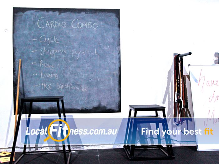RecWest Near Seddon Are you ready to todays functional training challenge?