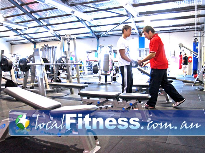 Genesis Fitness Clubs Box Hill South Gym Fitness A complete range of