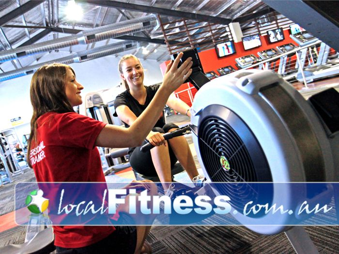 Genesis Fitness Clubs Box Hill South Gym Fitness Vary your cardio workout with